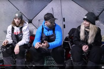 Catch More Walleye Ice Fishing